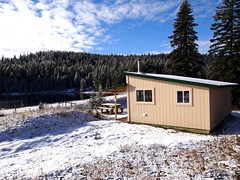 Spruce Coulee Hut
