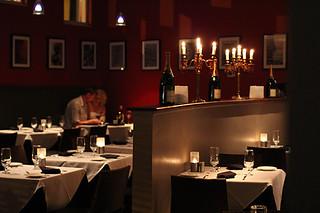 Interior, Brasserie Belge, Sarasota, FL