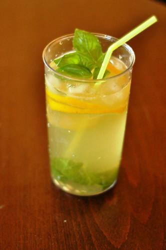 limonada cu busuioc