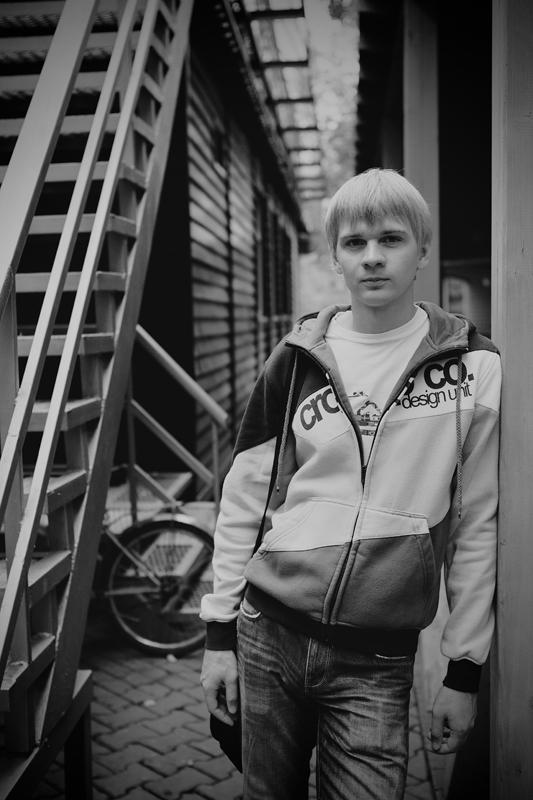 Фотосессия парня, фотосъемка мужчин