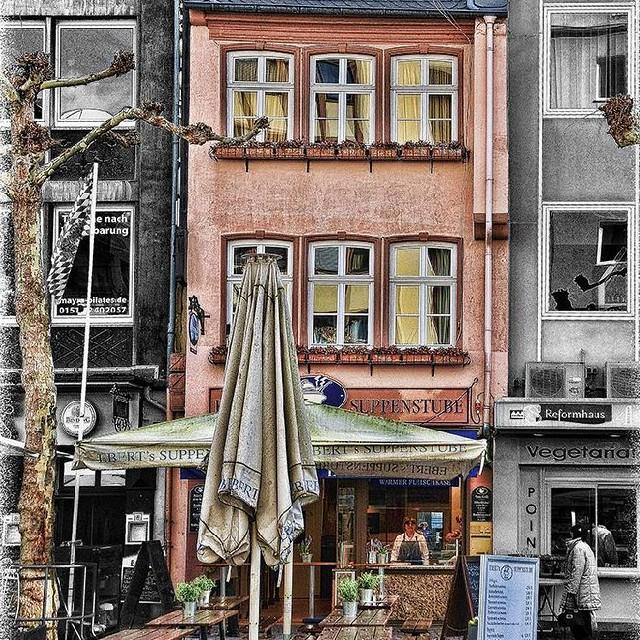 Frankfurt am main haus in der fressgass flickr photo - Haus der fliesen frankfurt ...