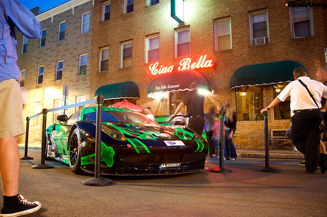 ESM Racing / Patron Ferrari 458s in Little Italy