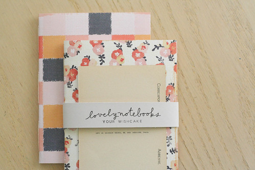 Lovely notebook sets.
