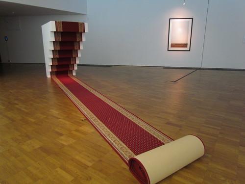 Kristiina Hansen & Ånond Versto: Up the Down Stairs + Kristiina Hansen & Johannes Säre: A Wall Without a Work of Art
