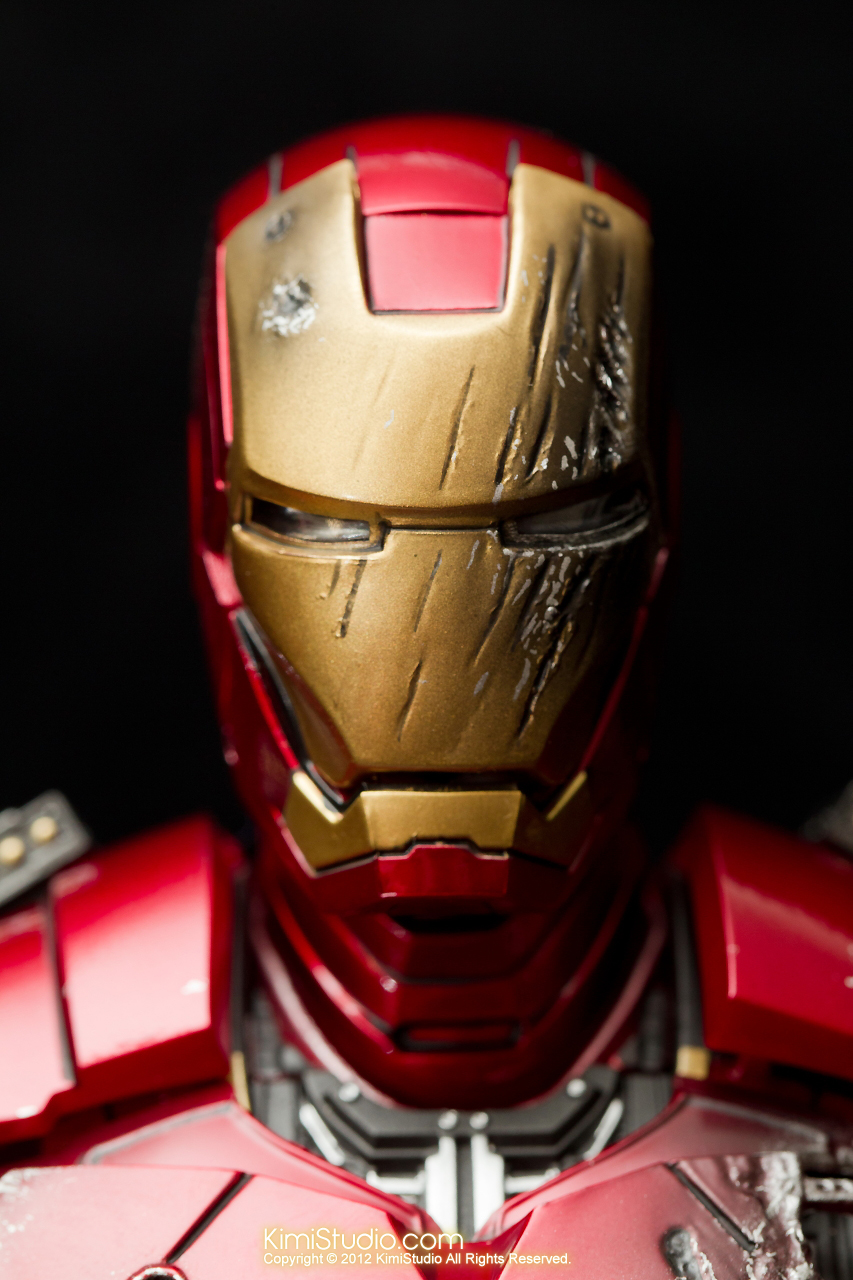 2012.09.01 Hot Toys Iron Man Mark VI-035