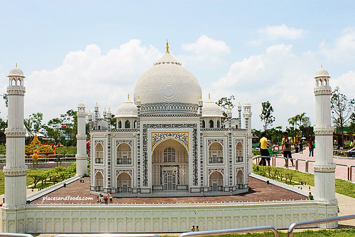 Legoland Malaysia Taj Mahal