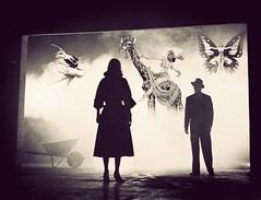 The film noir circus