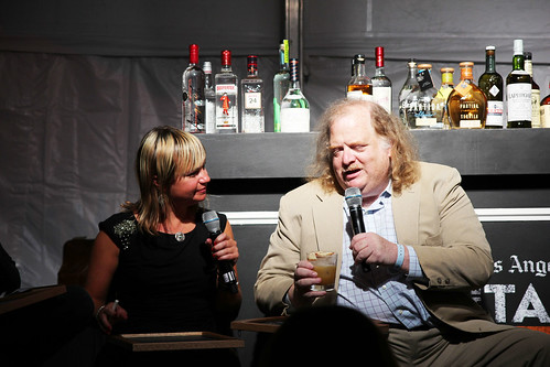 Jessica Gelt and Jonathan Gold by Caroline on Crack