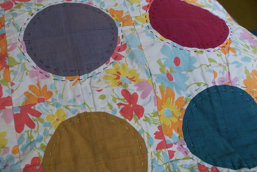 Circles Quilt - front
