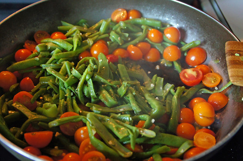 Green Beans & Tomatoes (6)