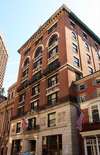 Ally McBeal location - Boston - Massachusetts