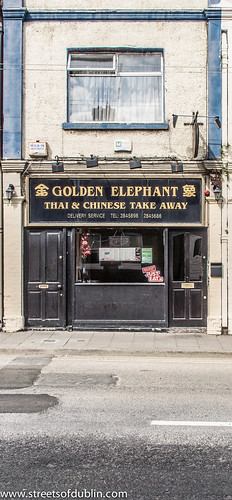 Golden Elephant Chinese Restaurant In Dun Laoghaire by infomatique