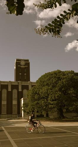 2012夏日大作戰 - 京都 - 京都大学 (3)