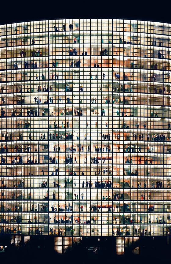 Андреас Гурский – самый дорогой фотограф нашего времени