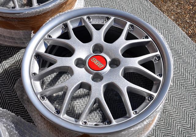 bbs rs 764 rx2 16x6 5 4x100 split rim wheels just. Black Bedroom Furniture Sets. Home Design Ideas