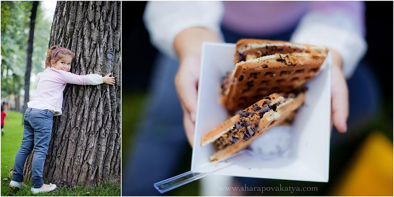 афиша еда, пикник с мариной
