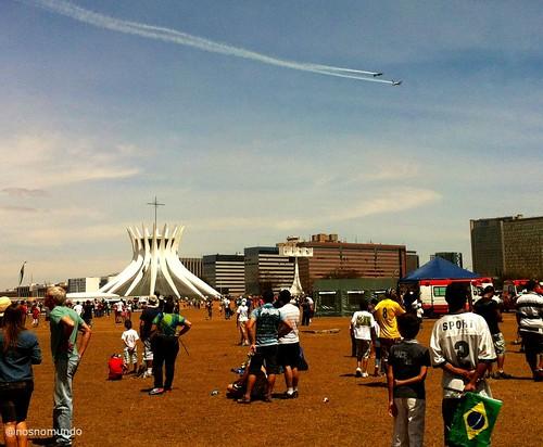 Desfile do 7 de Setembro - 2012