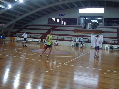Treinando com Equipe Adulta 06/09/2012 by Caroline Campagni