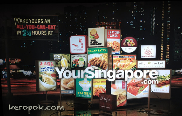 YourSingapore Food Edition
