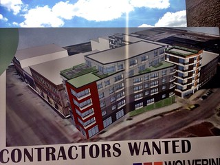 Rendering for 205 S. Division/26 Cherry SW
