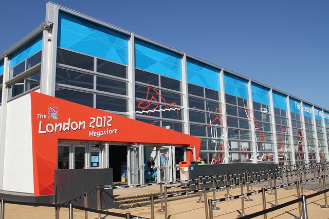 London 2012 Megastore