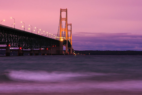 michigan lakemichigan greatlakes lakehuron mackinacbridge straitsofmackinac mackinawcity mandj98 jmpphotography jamesmarvinphelps