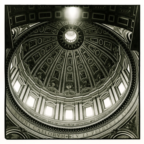 saint peter's dome