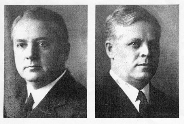 O.P. & M.J. Van Sveringen