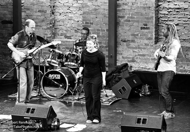 bailey theatre myra marshall band