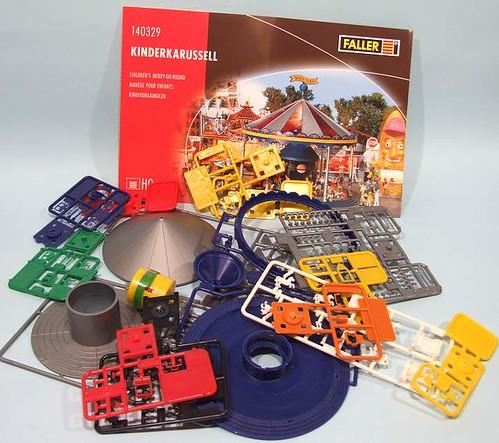 Faller Roundabout kit