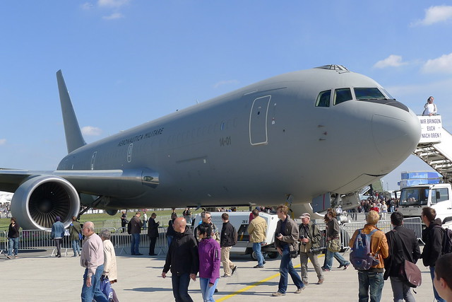 Tankflugzeug Boeing KC-767A