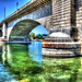 The London Bridge, Lake Havasu, Arizona by concho cowboy
