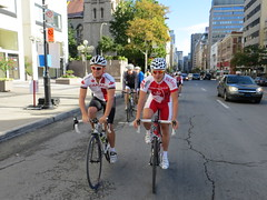 McGill Cycling Team Tryouts
