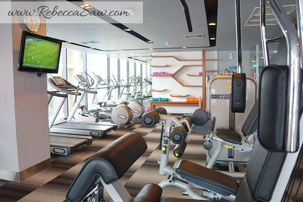 Aloft Bangkok – Sukhumvit 11- fitness centre-003