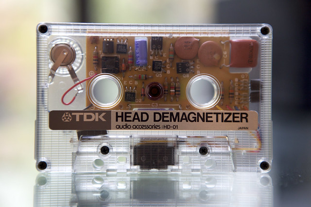 TDK HD-01 Head Demagnetizer