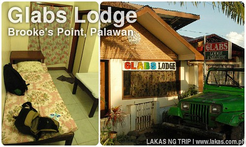 Glab's Lodge at Brooke's Point, Palawan