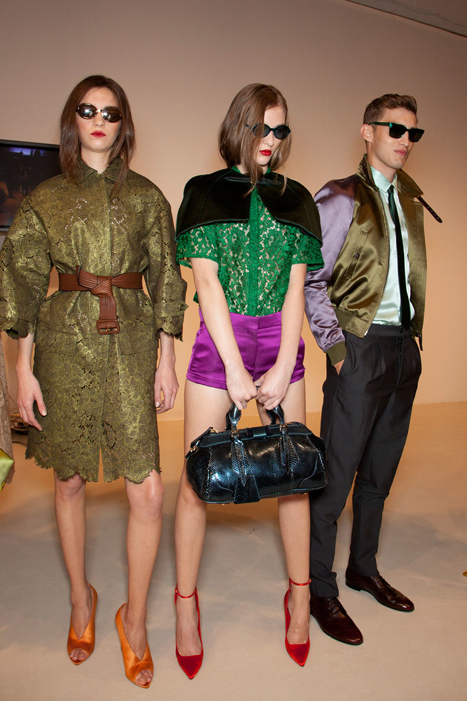 SS13 London Burberry Prorsum Women's022_Chrlie France(VOGUE)