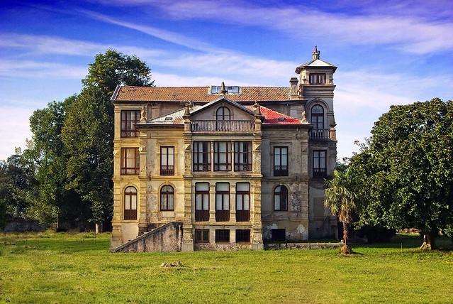 Caserón Villa Parres - Llanes - Asturias -