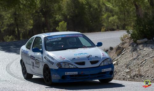 ARS Competicion Rallysprint Zarcilla de Ramos 2012