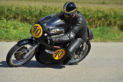 classic motorcycle Oldtimer Grand Prix 2012 Schwanenstadt Austria Copyright B. Egger :: eu-moto images 1211