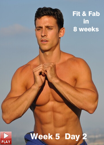 NEW!!! 60-Day Challenge for Beginners: WEEK FIVE, DAY 2 @Gymra.com / Fixes For Jiggles