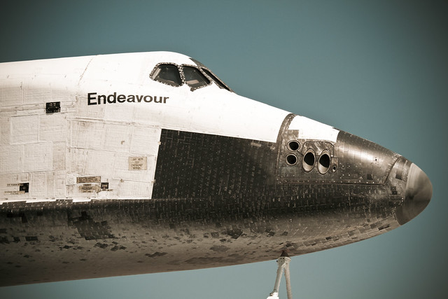 space shuttle endeavour erster flug - photo #47