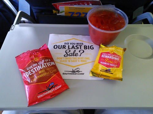 Mr & Mrs T Bloody Mary Mix on Southwest
