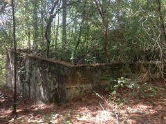 Olde Rope Mill Warehouse Ruins