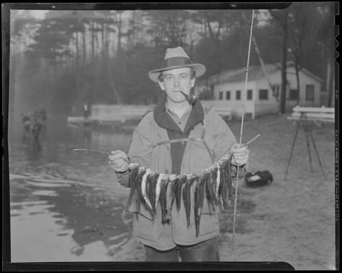 Fishing by Boston Public Library