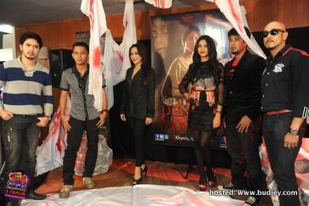 Barisan Pelakon Drama Bersiri Seram Dendam Sarakit (2)