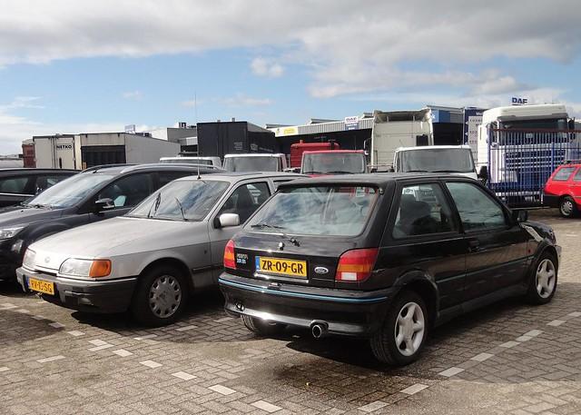 1991 ford fiesta autos post