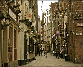 mathew st, liverpool 2 .....