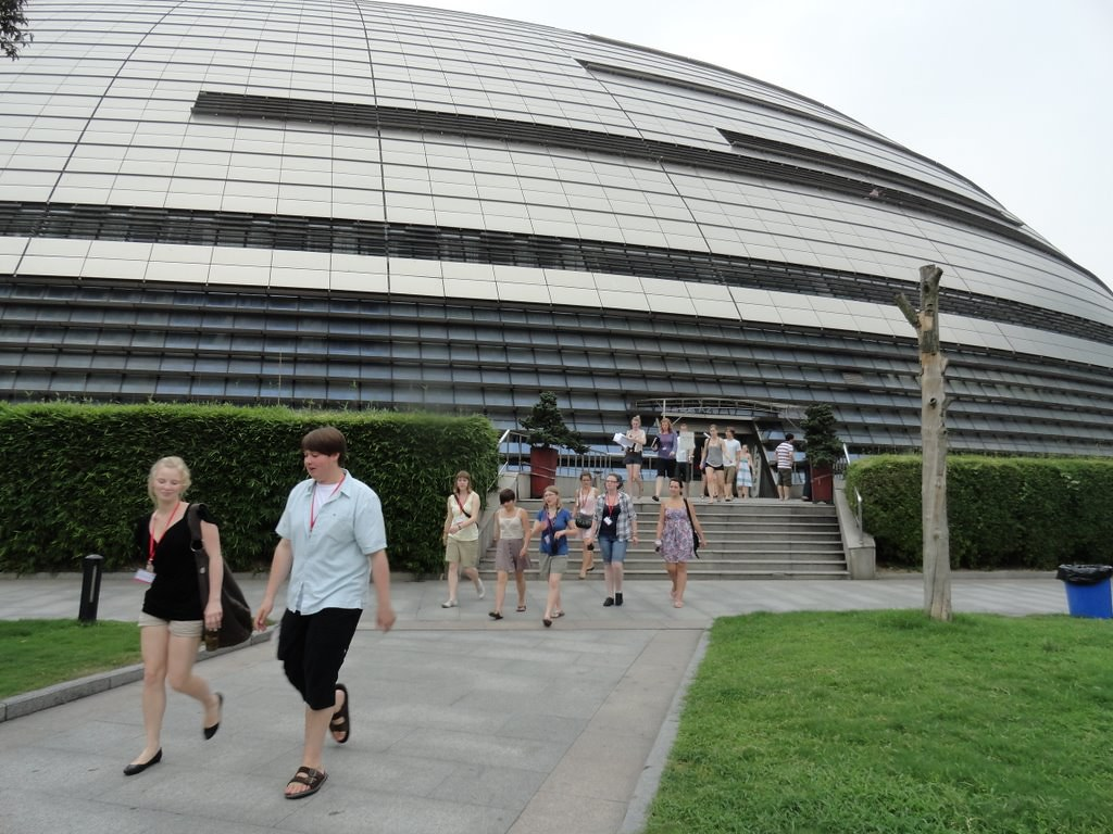Concert Hall in Hangzhou