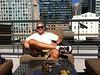 Rooftop Sun, Whiskey + Raisins by Schill